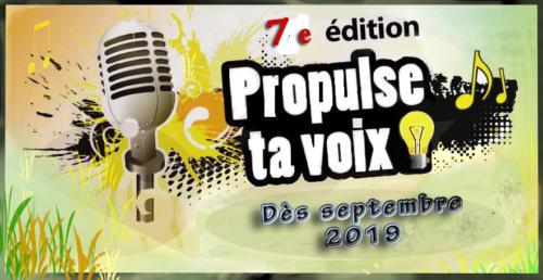Propulse ta voix canal-artistes- 2019